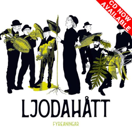 Ljodahått - Fyreaningar - Cover